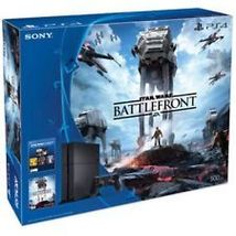 PS4 Star Wars Battlefront Console Bundle 500GB - $649.97
