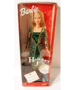 Barbie Doll Holiday Joy 2003 Blonde Special Edition Ornament New Age 3+ - $27.72