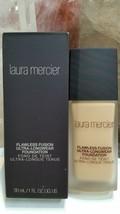 Laura Mercier Flawless Fusion Ultra-Longwear Foundation - Bisque 1oz (30ml) NIB - $45.58