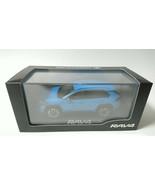 NEW RAV4 CYAN METALLIC 1/30 DIECAST MODEL CAR COLOR SAMPLE TOYOTA - $186.89
