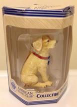 American Kennel Club Ornament Collectible 2004 Golden Labrador Retriever... - $22.43