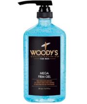 Woody's Mega Firm Gel with Pump, 16.9 oz