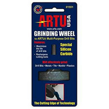 ARTU USA 01551 Silicon Carbide Grinding Wheel ( Maximizes life of drill ... - $14.95