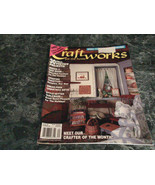 Craftworks for the Home Magazine No 20  Tole Paint Shaker Table - $2.99