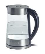 Nesco GWK-02 1.8-Liter Electric Glass Water Kettle - $67.37