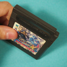Rockman X – Cyber Mission (Nintendo Game Boy Color GBC, 2000) Japan Import image 4