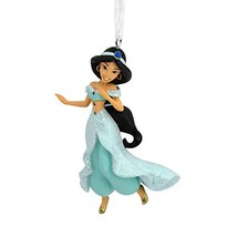 Hallmark Christmas Ornaments, Disney Aladdin Princess Jasmine Ornament - $13.11