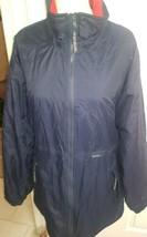 Mens Target Dry windjammer Fleece Lined Jacket Coat Navy SIZE L  - $34.15