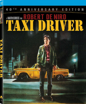 Taxi Driver 40th anniversary edition [Blu-ray + DVD]