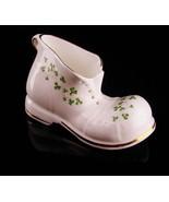 Vintage Irish Gift - Tara ireland bone china shoe - good luck gift - bab... - $65.00
