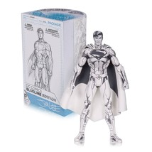 DC Collectibles Direct Comics Action Figure ~ Jim Lee Superman BlueLine - $59.39