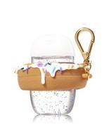 Bath & Body Works Donut Pocketbac Hand Sanitizer Gel Holder - $12.87