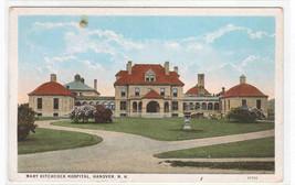 Mary Hitchcock Hospital Hanover New Hampshire postcard - $5.94