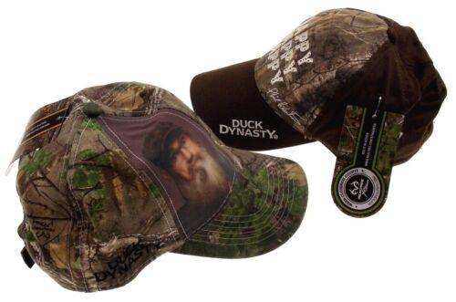 Realtree Duck Dynasty Camo Outdoor Baseball Cap Hat Lot 2 Happy Hey Homie A&E
