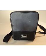 Hakuba Durable Camera Bag 10in L x 9in W x 5in D Gray/Black Transam Nylon - $23.95