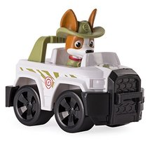 Paw Patrol Rescue Racers, Tracker Jungle Pup - $12.82