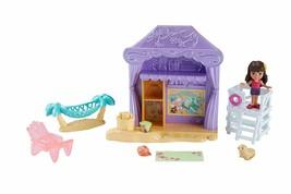 Fisher-Price Nickelodeon Dora & Friends, Cabana Playset - $15.47