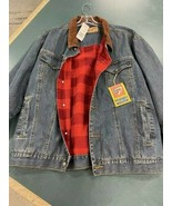 Wrangler Cowboy Cut Jean Jacket, Large - $51.99
