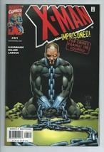 X-Man #56 - 64 Original Marvel Comic Book Lot of 9 from 1999-2000 X-Men - $7.27