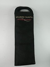 MUMM NAPA Cub vVbant Wine Bottle Bag Carrier - $10.82