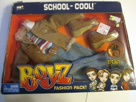 Bratz Doll Boyz Fashion Pack School Cool Doll Clothes 2003 MGA - $14.84
