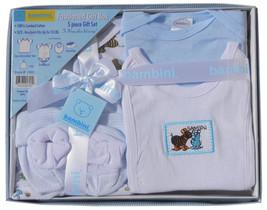 Bambini 5 Piece Gift Box - Blue - $34.64