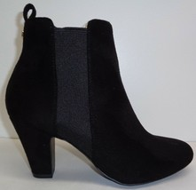 BCBG BCBGeneration Size 7.5 DONAHUE Black Bootie Heels Boots New Womens ... - $127.71