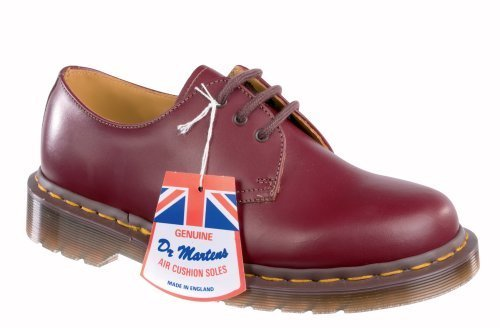 Dr. Martens Men's 1461 Oxford,Oxblood,6 UK (US Men's 7 M)