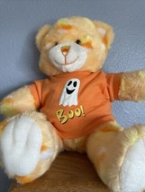 "Build A Bear 14"" 2005 Halloween Orange Collectible Candy Corn Plush & Shirt - $29.03"