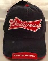Budweiser Beer Men's Cap - Adjustable NEW Gift For Your Bud Man! - €11,12 EUR