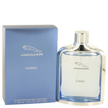 Jaguar Classic by Jaguar Eau De Toilette Spray 3.4 oz for Men #529893 - $21.87