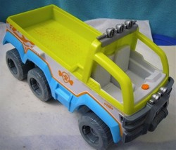 """Paw Patrol Ryder Paw Terrain Jungle Rescue Truck Spin Master with Sounds 12""""  - $14.70"""