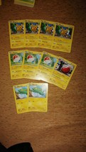 Pokemon cards from 2014 to 2017 /250 cards - $80.00
