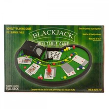 Blackjack Mini Table Game OS884 - $58.68