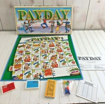 PAYDAY Parker Brothers Game 1994 Incomplete Good Condition shelf - $14.59