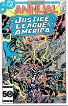 Justice League of America Comic Book Annual #3 DC Comics 1985 VERY FINE- - $2.99