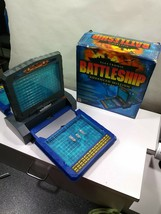 MB Hasbro Electronic Battleship Advanced Mission Uses 3AA Battery missing parts - $14.85