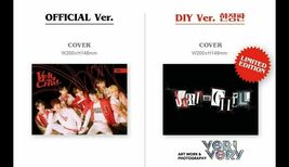 VERIVERY 1st Single Album [VERI-CHILL] OFFICIAL Ver CD+Booklet+2pPhotocard+Paper image 4