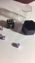 Trickmaster Exploding Dice Bomb - One set with mini dices (2 x 1.5 inches box) image 2