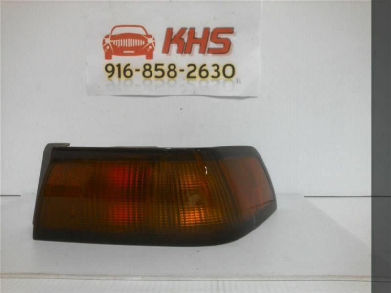 Primary image for Passenger Tail Light Quarter Panel Mounted Fits 97-99 CAMRY 197080