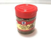 McCormick Celery Seed Whole 0.95 OZ Sealed EXP 06/14/2024 Salads Brines NEW - $6.92