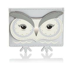 Kate Spade star bright owl card holder Card Case Wallet ~NWT~ - $65.64