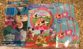 Disney Hallmark Mickey Mouse ClubHouse Party Lot - $18.80