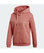 New Adidas Originals 2018 Hoodie Sweatshirt Pink Hoodie Trefoil Jumper C... - $119.99