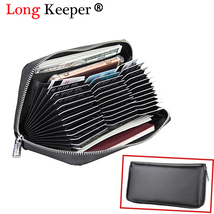RFID Blocking Wallet Long Anti Theft Purse, 36 Slots Large Capacity for ... - $28.92 CAD+