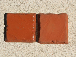 413-01 Light Red Concrete Color Cement Powder, 1 lb. Makes Stone Pavers Bricks image 2