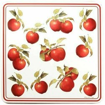 Apple Stove Burner Covers Gas Burner Set Of 4 Fast Free Shipping ALL New... - $19.19