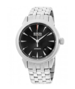 Bulova Black Dial Stainless Steel Automatic Men's Watch - $799.95