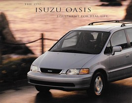 1997 Isuzu OASIS sales brochure catalog US 97 S LS Odyssey - $8.00