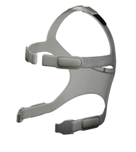 Small Fisher & Paykel Simplus Full Face Cpap Mask Replacement Headgear & 2 Clips - $16.95